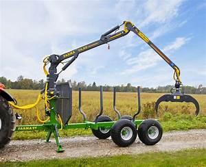 Anhänger Mit Kran : ct 4 6 7 d branson traktoren ~ Kayakingforconservation.com Haus und Dekorationen