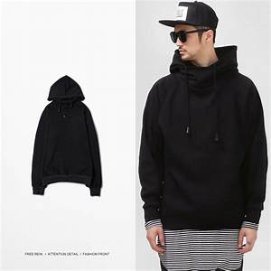 Black Fashion Hoodie | Fashion Ql