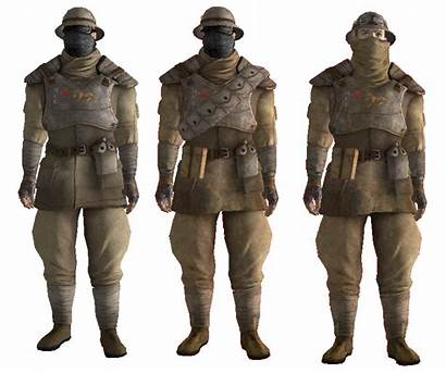 Fallout Trooper Ncr Vegas Fnv Armour California