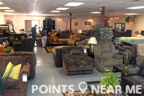 furniture store   points
