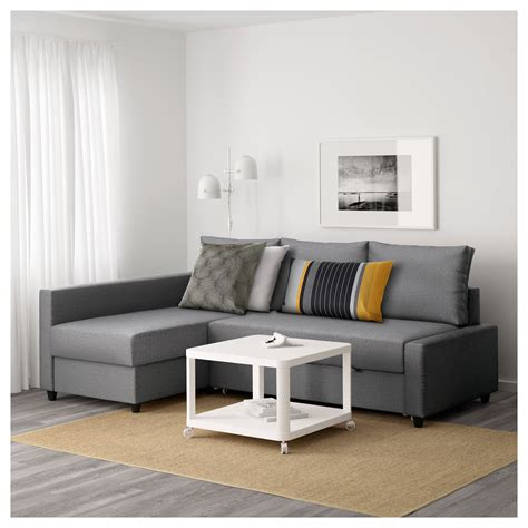 dark gray sofa bed friheten corner sofa bed with storage skiftebo dark grey