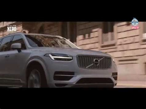 volvo xc  commercial korea youtube