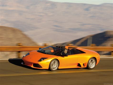 Lamborghini Murcielago Lp640 4