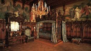 Bedroom furnishings ideas, medieval castle rooms medieval