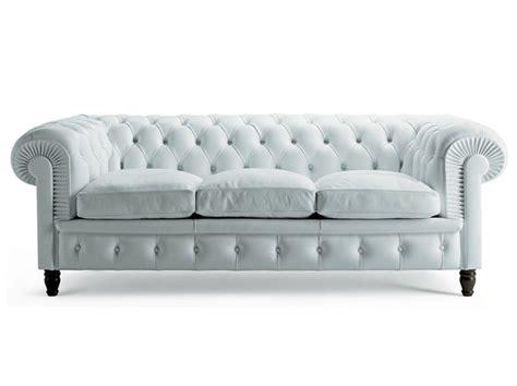 Divano Chesterfield Frau Prezzo : 3 Seater Sofa By Poltrona Frau Design Renzo Frau