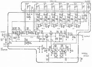 Boss ge 7 equalizer guitar pedal schematic diagram for Band board schematic diagram ept004410z