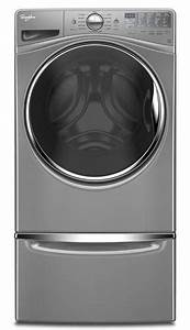 Whirlpool Duet 4 5 Cu Ft Front Load Steam Washer With Load  U0026 Go System At Menards U00ae