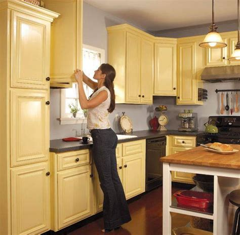 alternative kitchen cabinet ideas why painting your cabinets is a smarter alternative to buying new paint colors cabinet paint