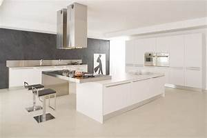 creation cuisine contemporaine cuisniste paris With modele de cuisine design italien