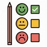 Survey Satisfaction Customer Icon Feedback Emoji Rehva