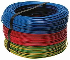 Section Fil Electrique : rs pro fil lectrique section 4 mm 100m 450 750 v 32 a ~ Melissatoandfro.com Idées de Décoration
