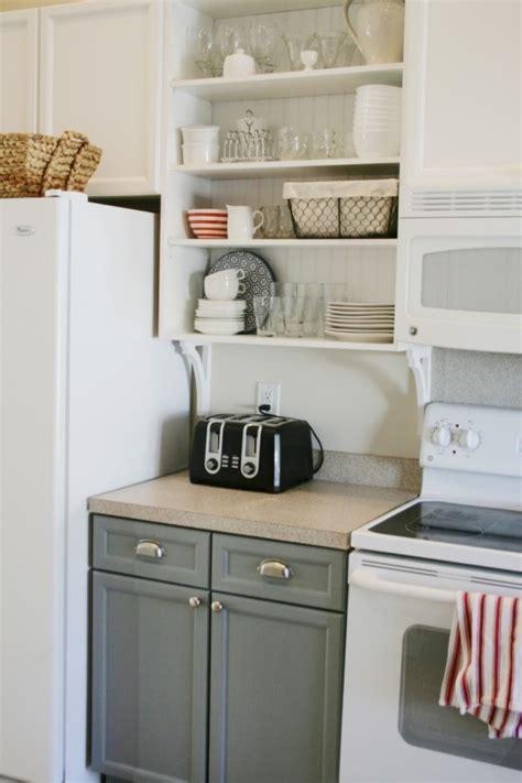 meuble de rangement pour cuisine meuble de cuisine 32 idées rusées pour plus de rangement