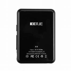 Benjie X6 Ips 2 8 Inch Full Screen 4gb 8gb 16gb Lossless