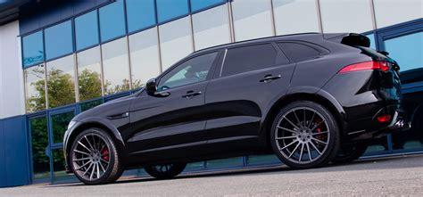 jaguar  pace hamann motorsport uk