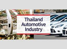 Thailand automotive industry overview [market analysis