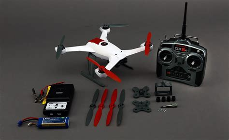 blade  qx review gopro camera  meters range