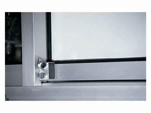 verrou pour baie coulissante gris castorama With porte de garage et verrou de baie coulissante