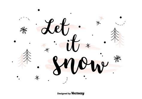 snow background vector   vector art
