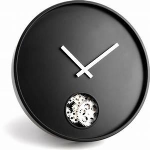 Mecanisme Horloge Gifi : pendule murale design m canisme sur pendule murale ~ Zukunftsfamilie.com Idées de Décoration