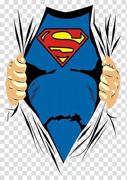 Superman Kent Clark Shirt Background Clipart Comic