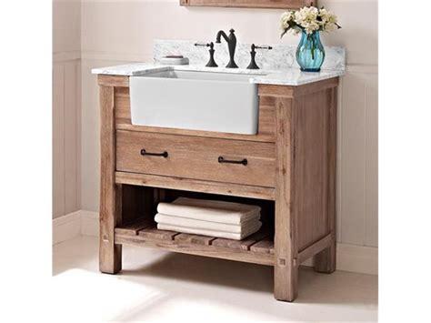 Bathroom Vanity Farmhouse Style  Nana's Workshop