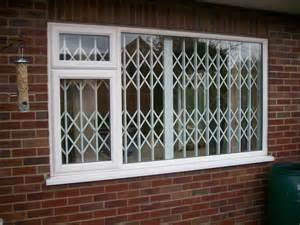 window grilles safeguard security