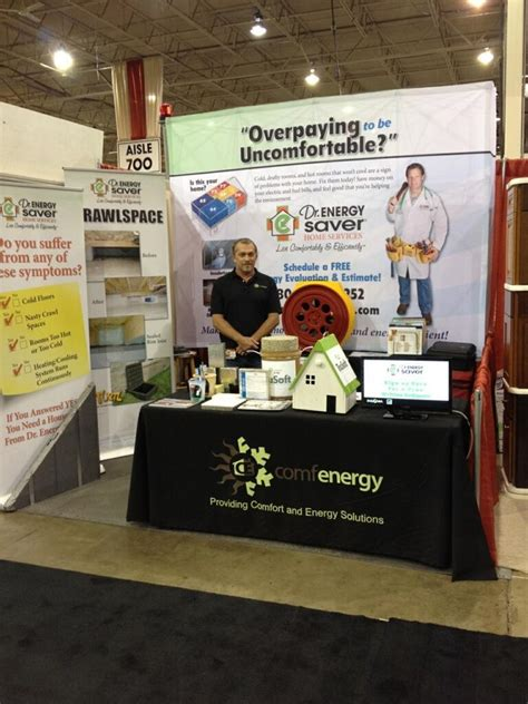 comfenergy capital home show dulles expo center