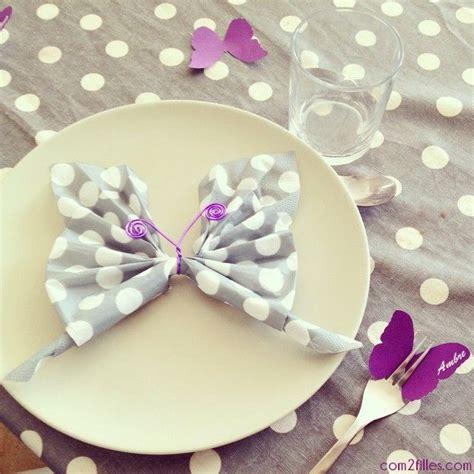 diy pour  anniversaire sur le theme des papillons