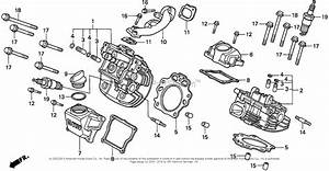 Honda Engines Gx620 Qaf Engine  Jpn  Vin  Gcad