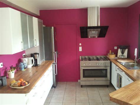 mur cuisine framboise la cuisine un lieu stratégique de votre intérieur