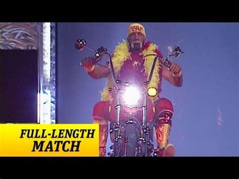 Download Fulllength Match  Raw  Hulk Hogan Vs Ric