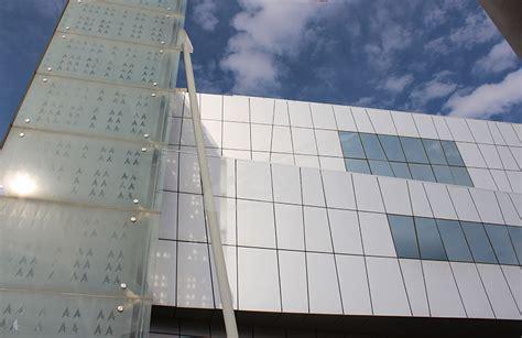 acp cladding aluminium composite panels glasscon gmbh architectural building skins facade
