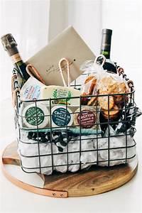 Diy, Christmas, Gift, Baskets