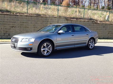 Audi A8 Modification by B1n2fra 2004 Audi A8 Specs Photos Modification Info At
