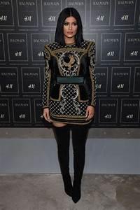 Kylie Jenner: Balmain x HM Collection Launch