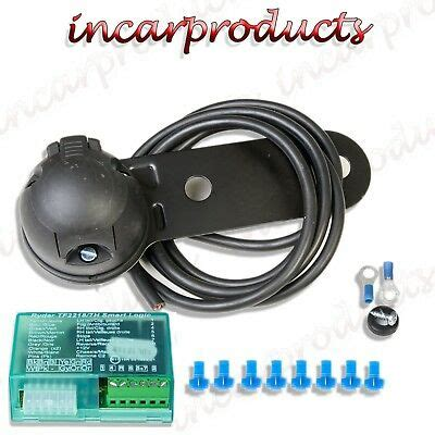 smart universal fitting 7 way bypass relay teb7as towbar towing canbus wiring eur 21 63