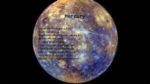 Image Gallery mercury diameter