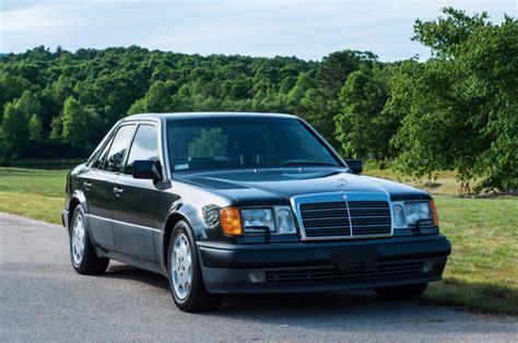 mercedes w124 500e 1992 mercedes 500e for sale on bat auctions closed