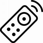 Remote Control Icon Vector Icons 25x25