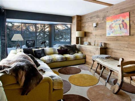 chambre d hotes design un hôtel revisite les codes du chalet de montagne