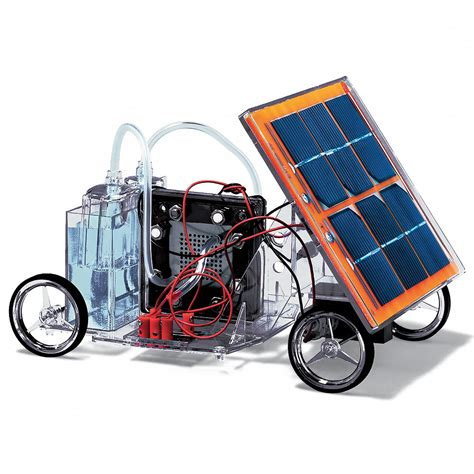 The Fuel Cell Car And Experiment Kit