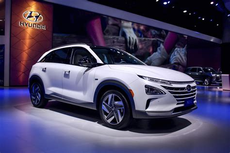 hyundai nexo pictures  wallpapers top speed