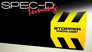 Easy Park Assist : specdtuning installation video easy park garage parking assist wheel and wall stoppers youtube ~ Medecine-chirurgie-esthetiques.com Avis de Voitures