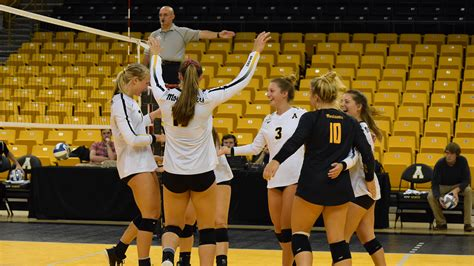 Volleyball to Face Coastal Carolina This Weekend ...