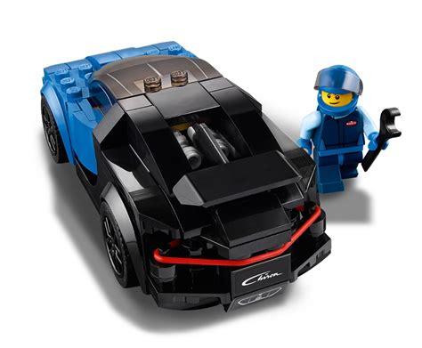 5 custom desing lego speed champions f1 racing car mocs. LEGO Speed Champions: Bugatti Chiron (75878) | Toy | at Mighty Ape Australia
