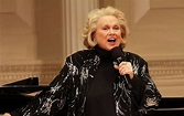 Acclaimed singer and actress Barbara Cook has died at 89 ...
