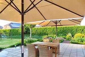 Sonnenschirm Kleiner Durchmesser : sonnenschirme 4x4m 5m 6m 8m rund rechteckig kaufen ~ Markanthonyermac.com Haus und Dekorationen