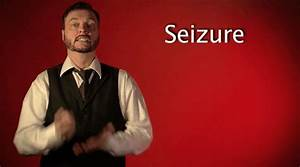 Sign Language Seizure GIF by Sign with Robert - Find ...