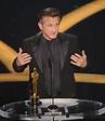 Sean Penn - winner of the Best Actor Academy Award for his ...