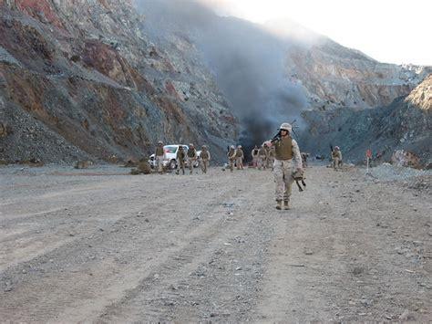 kaiser mines eagle mountain eof shoot   abandoned